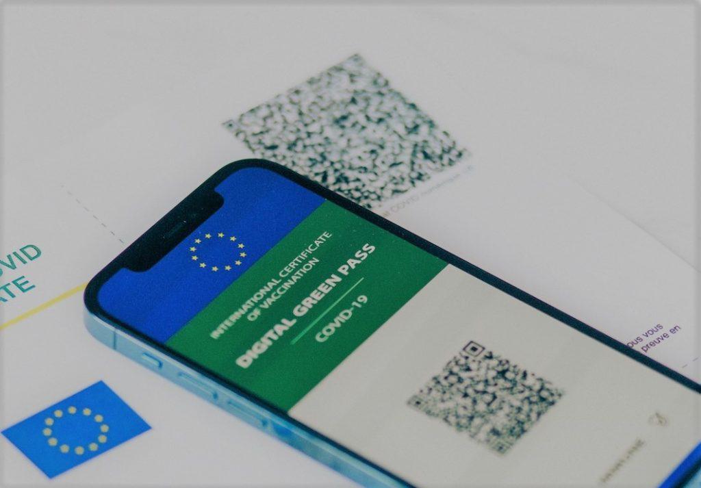 green pass e privacy